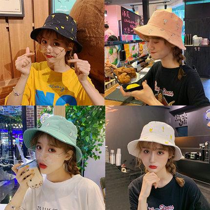 女士夏季漁夫帽HKD32