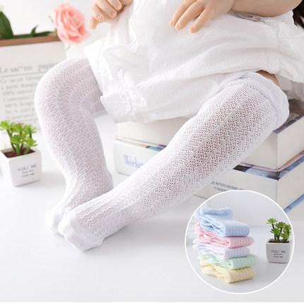 夏季薄款寶寶襪子HKD10