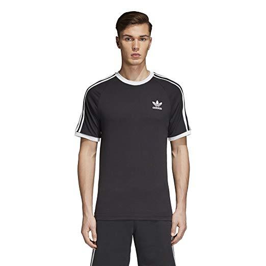 限L碼: adidas Originals 阿迪達斯 男士圓領T恤