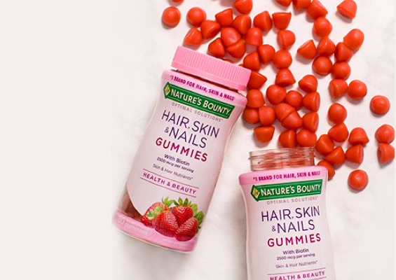 Walgreens 現有 精選 Nature's Bounty 自然之寶 品牌營養保健品,買1送1+滿$76額外8.3折