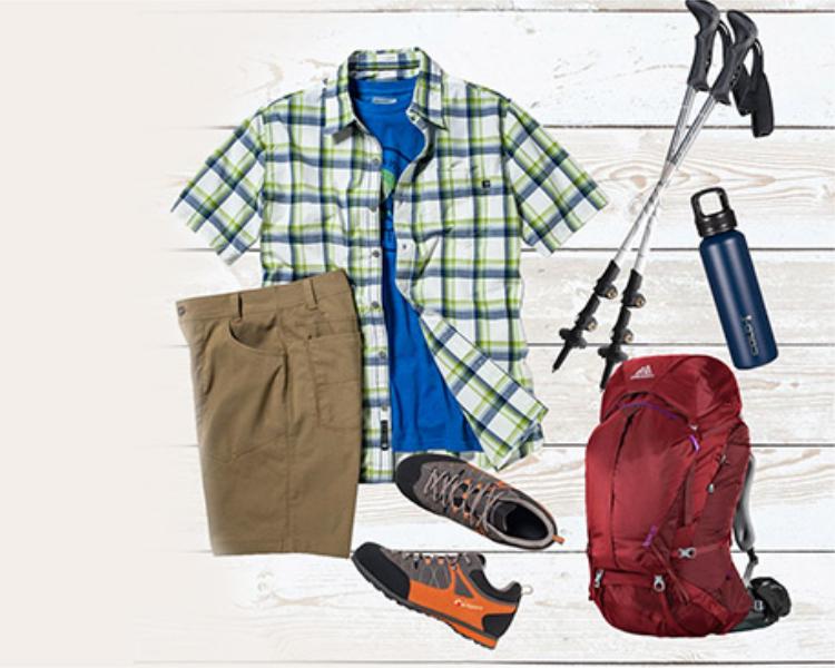 限時高返12%!Sierra:全場 Columbia、The North Face、Adidas 等品牌戶外運動男女、兒童服飾鞋包 夏季清倉大促!