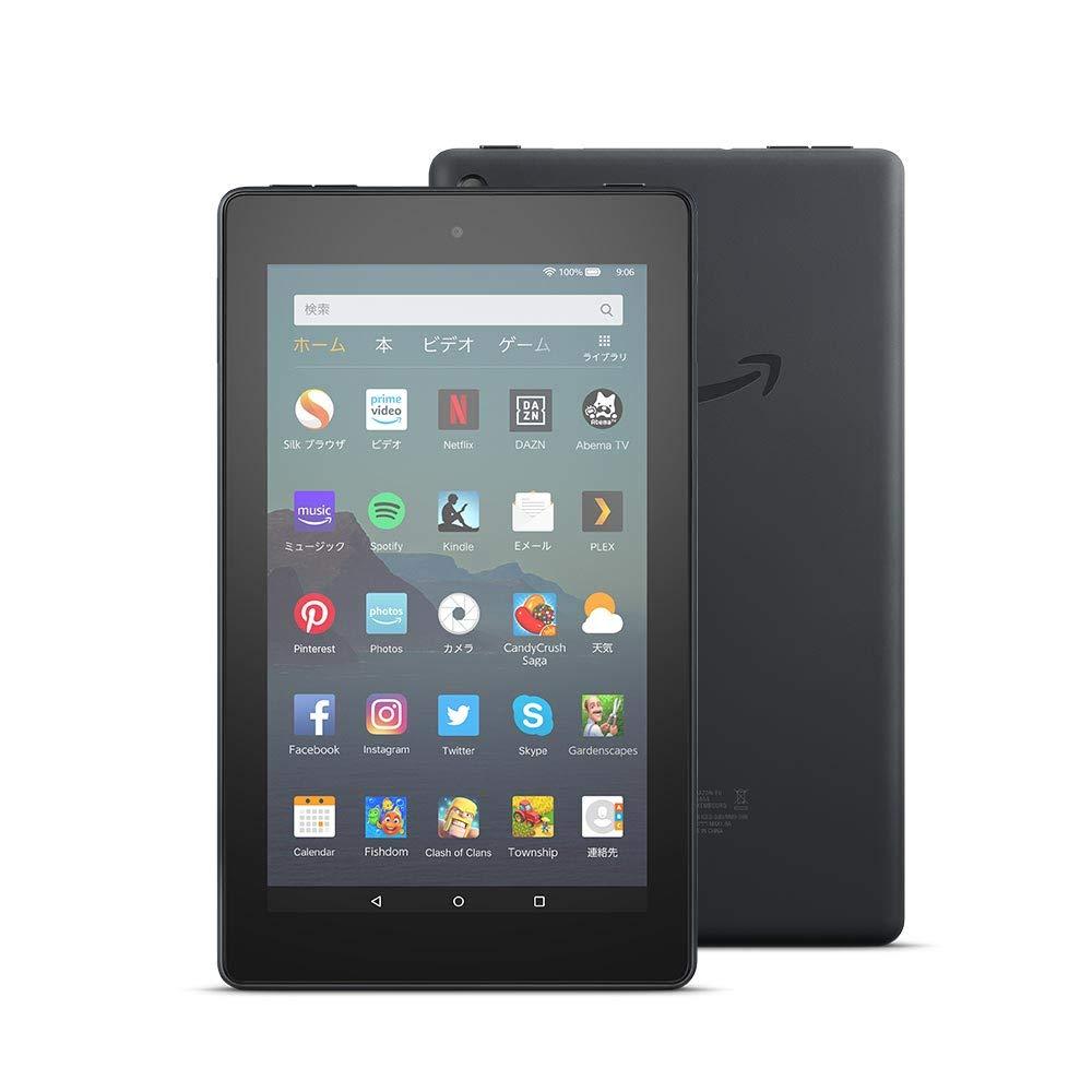 Fire 7平板電腦(7英寸顯示幕)16GB-新型號 原價434港幣 現價238港幣
