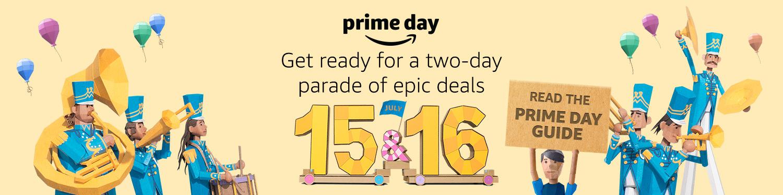 全球亞馬遜2019 Prime Day會員日大促入口