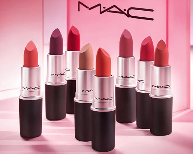 MAC彩妝七夕額外7折!棒棒糖唇釉106等網紅色號都參加需要組合購買