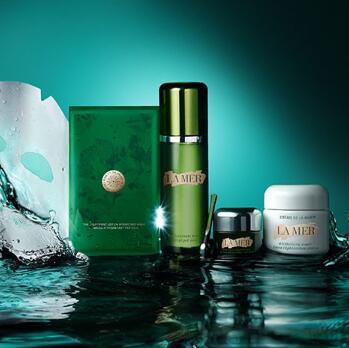La Mer 海藍之謎美國官網購買護膚產品滿$150自選3件好禮+滿$300再送4件禮包結賬自選小樣