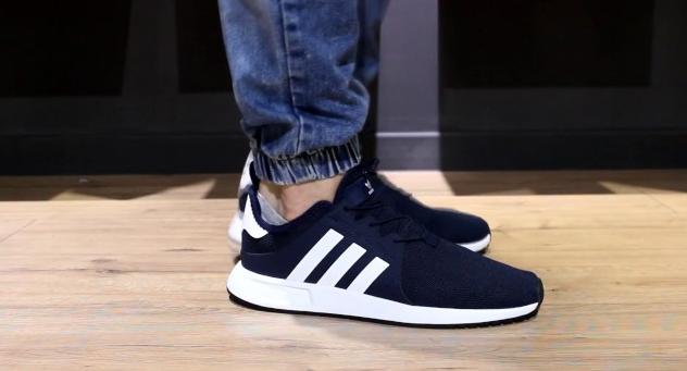 Adidas女款X_PLR J Active休閑運動鞋5.6折$36.4
