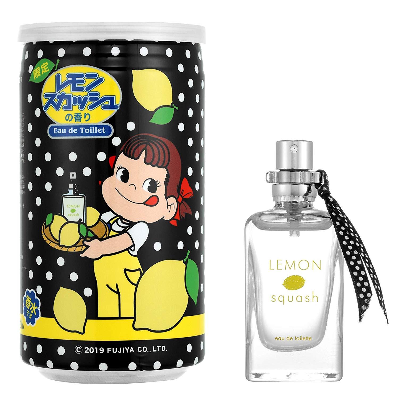 2019年夏季限定 不二家peko 檸檬味香水 30ml特價2160日元(約¥136)+216積分