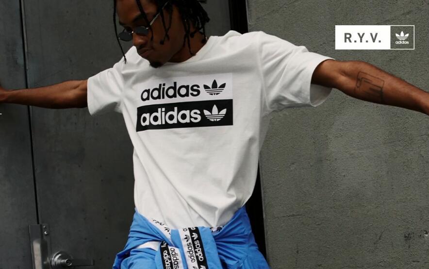 adidas官網 全站大促開啟 一律7折+無門檻美境包郵