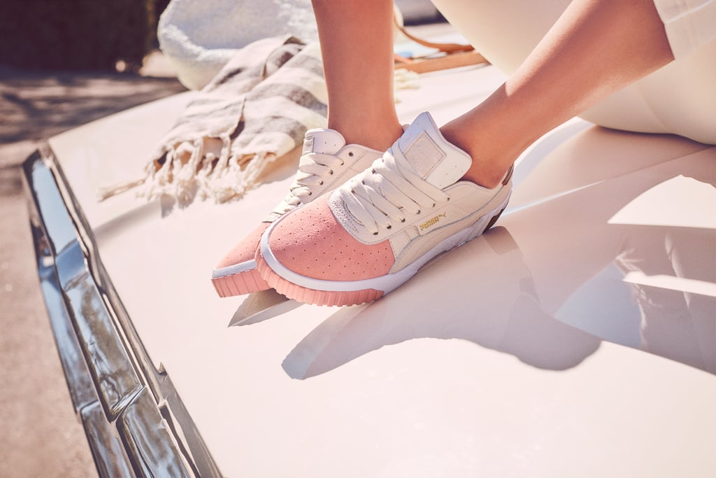 小紅書聯名同款!Puma Cali少女粉板鞋折後價$56