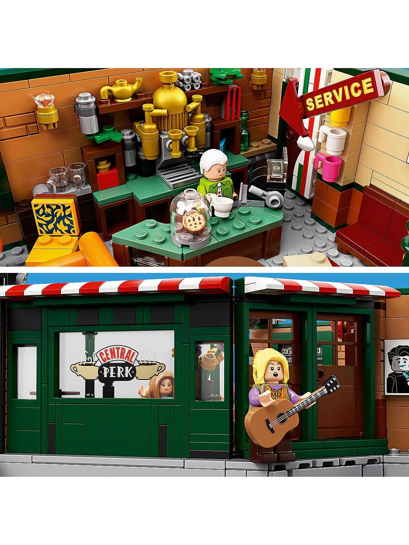 LEGO 樂高 IDEAS 全新作品21319《老友記》售價£64.99