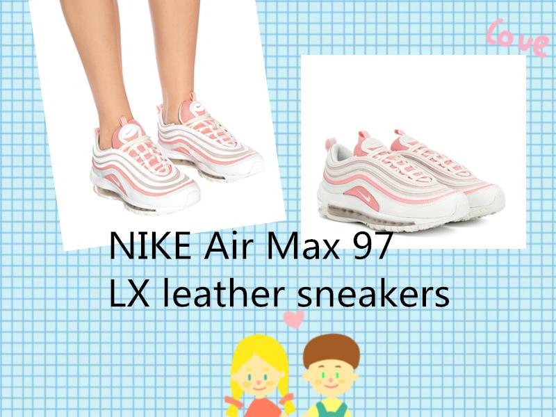 NIKE Air Max 97 LX 粉色運動鞋 €159