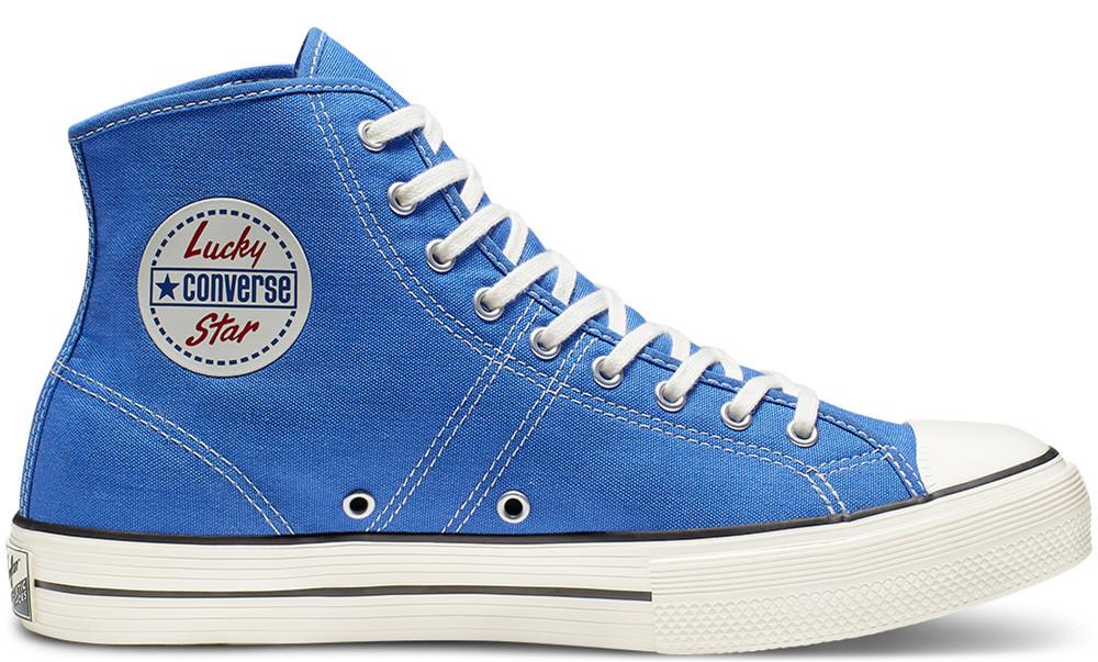 Converse 匡威 Lucky Star 藍色高幫鞋£39.99(約349元)