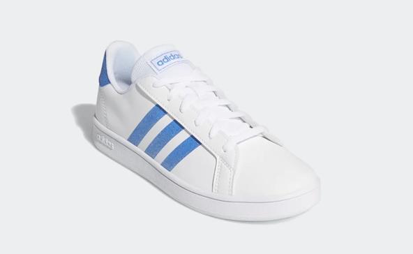 Adidas阿迪達斯GRAND COUR大童款板鞋折後$19.99