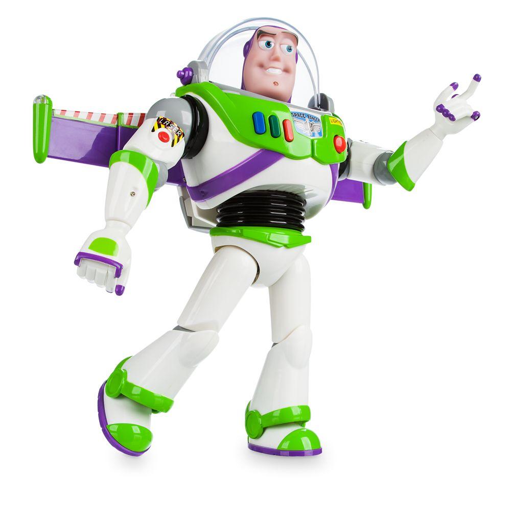 Jasper同款!Disney 迪士尼 巴斯光年電動玩具$20