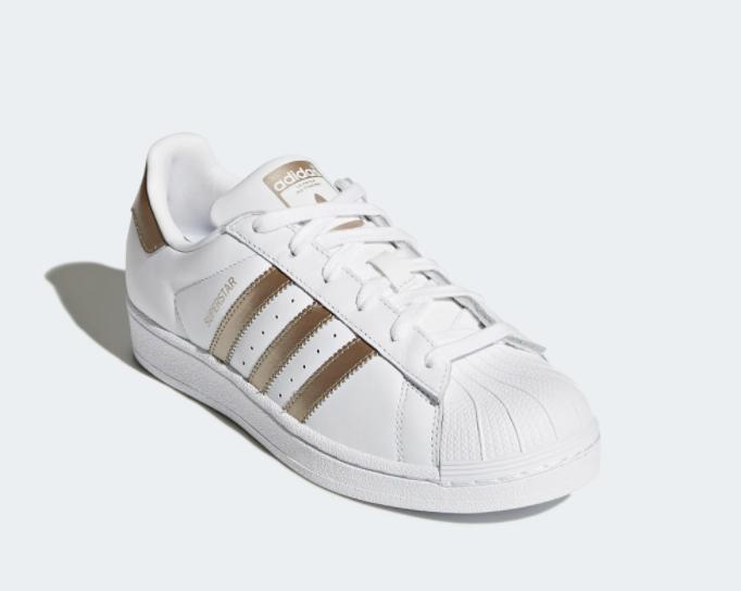 adidas Originals 三葉草 Superstar 女子板鞋 $28(約195元)