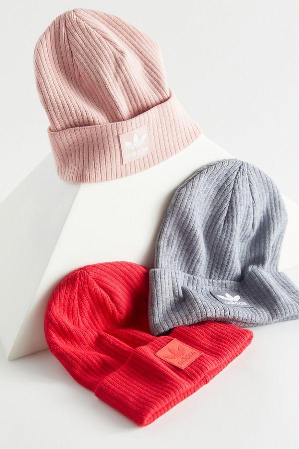 adidas Originals 阿迪達斯三葉草 Rib II Beanie 毛線帽 $18.2