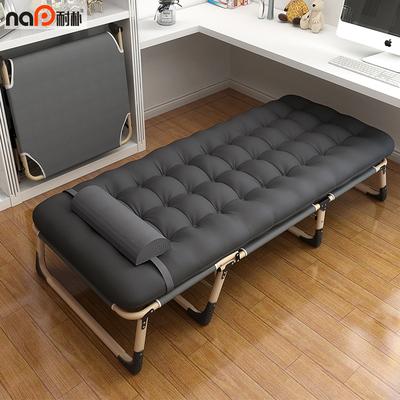 折疊床單人床午睡家用簡易午休床陪護便攜券後價僅45.00元