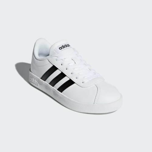 Adidas Originals VL Court 2.0 大童經典板鞋湊單折後價$15.99