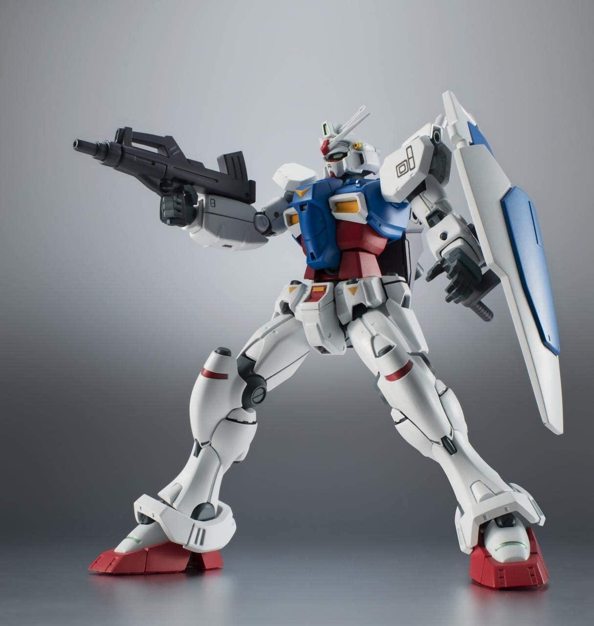 BANDAI RX-78GP01高達原型1號動畫,約125mm ABS&PVC彩繪可動人偶¥7480,約HKD$574