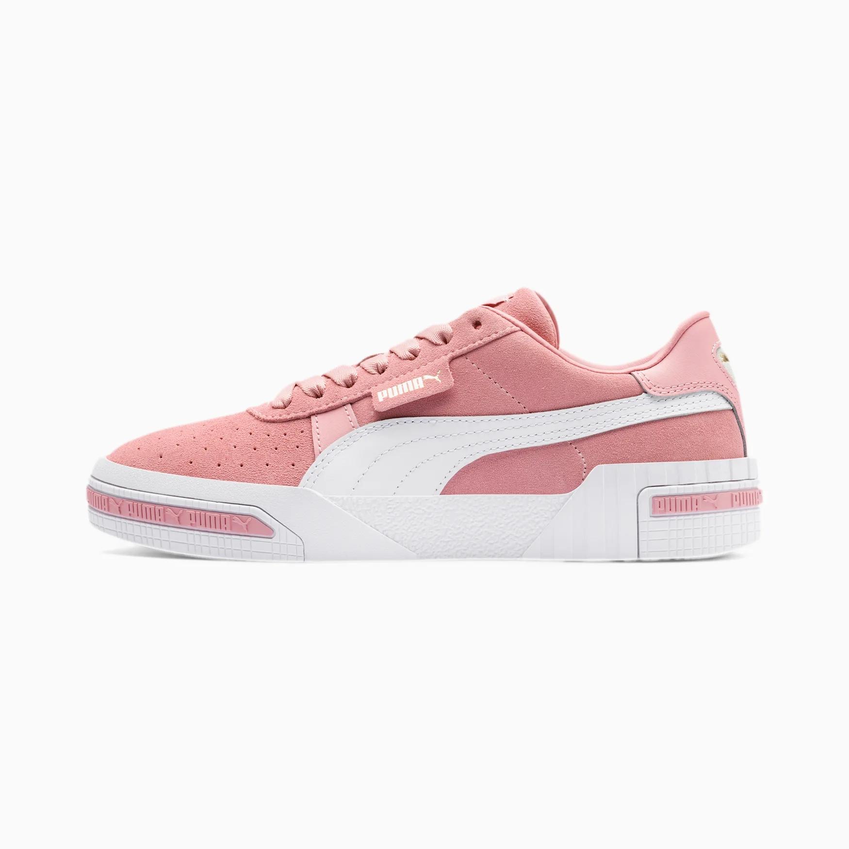 Puma 彪馬 Cali Taped 女款板鞋3.7折$29.99