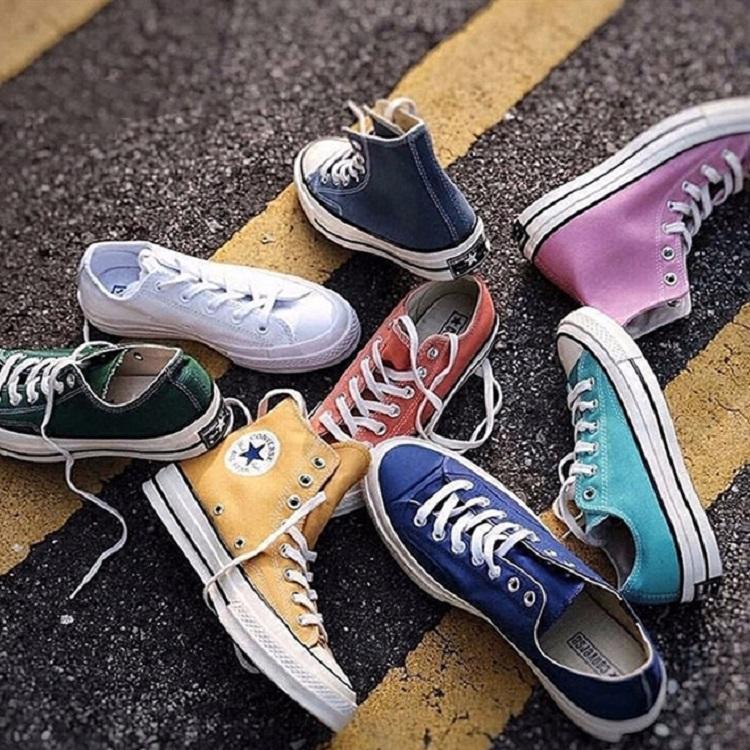 Converse英國:精選經典時尚休閒鞋服 低至5折