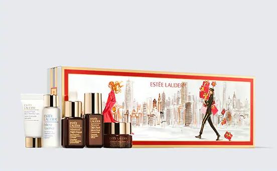 Estée Lauder雅詩蘭黛旅行套組折後價$30,可換購聖誕禮包