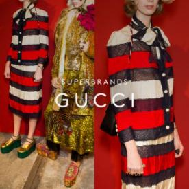 THE OUTNET APAC:Gucci 古馳 熱賣服飾鞋包低至4.5折+額外8折