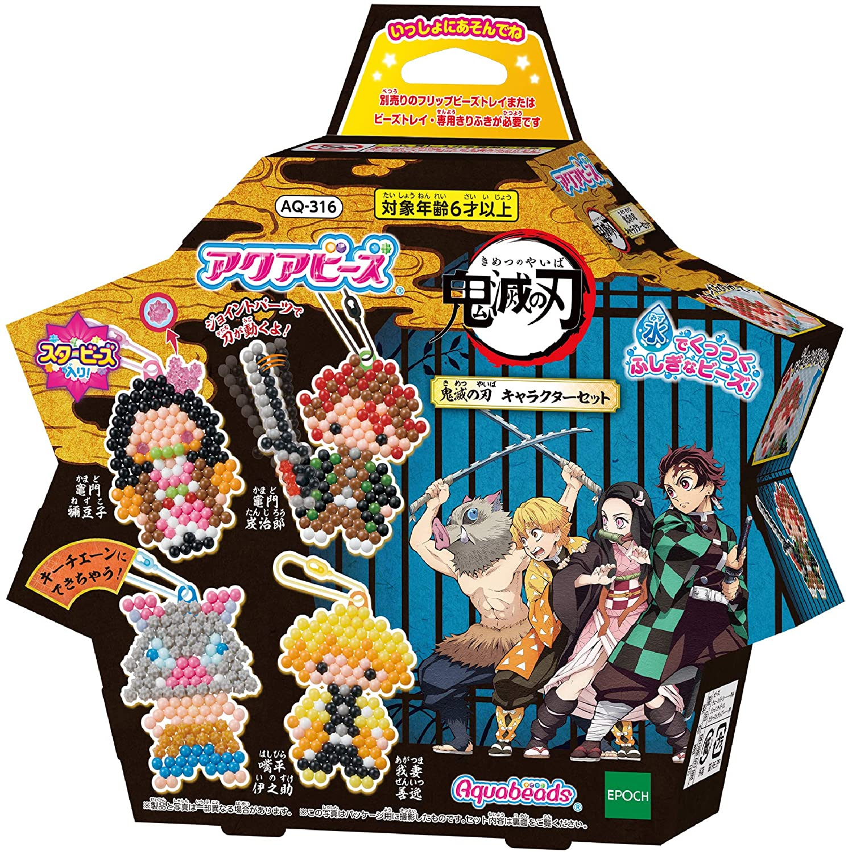 鬼滅の刃水珠字符集 價格¥1,307