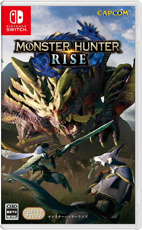 Monster Hunter Rise -Switch遊戲卡碟 價格¥7582