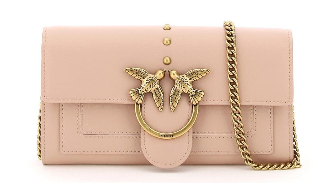 Coltorti Boutique:全場 Pinko 時髦燕子包 專享7.5折