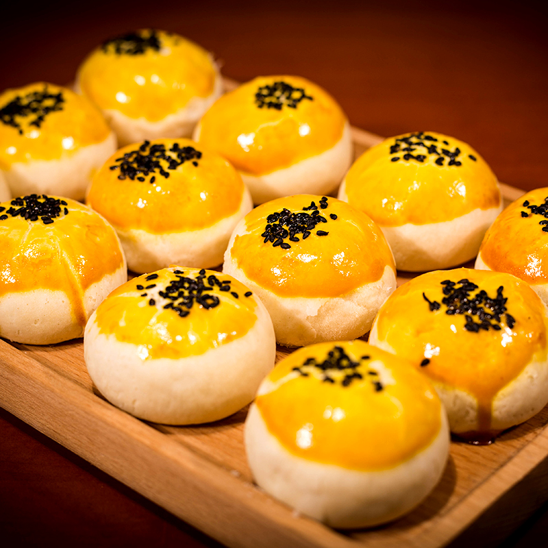 【爆款推薦】蛋黃酥雪媚娘海鴨蛋零食大禮包休閒食品早餐糕點網紅美食小吃麵包