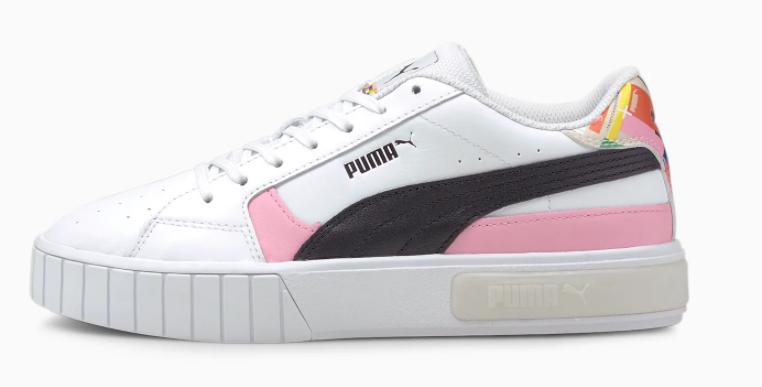【限時高返12%】Puma US官網:年中會員大促 低至6折!¥256收經典INTL Game女士運動鞋。
