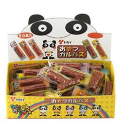 扇屋兒童寶寶磨牙肉腸小肉條 50枚  特價441日元