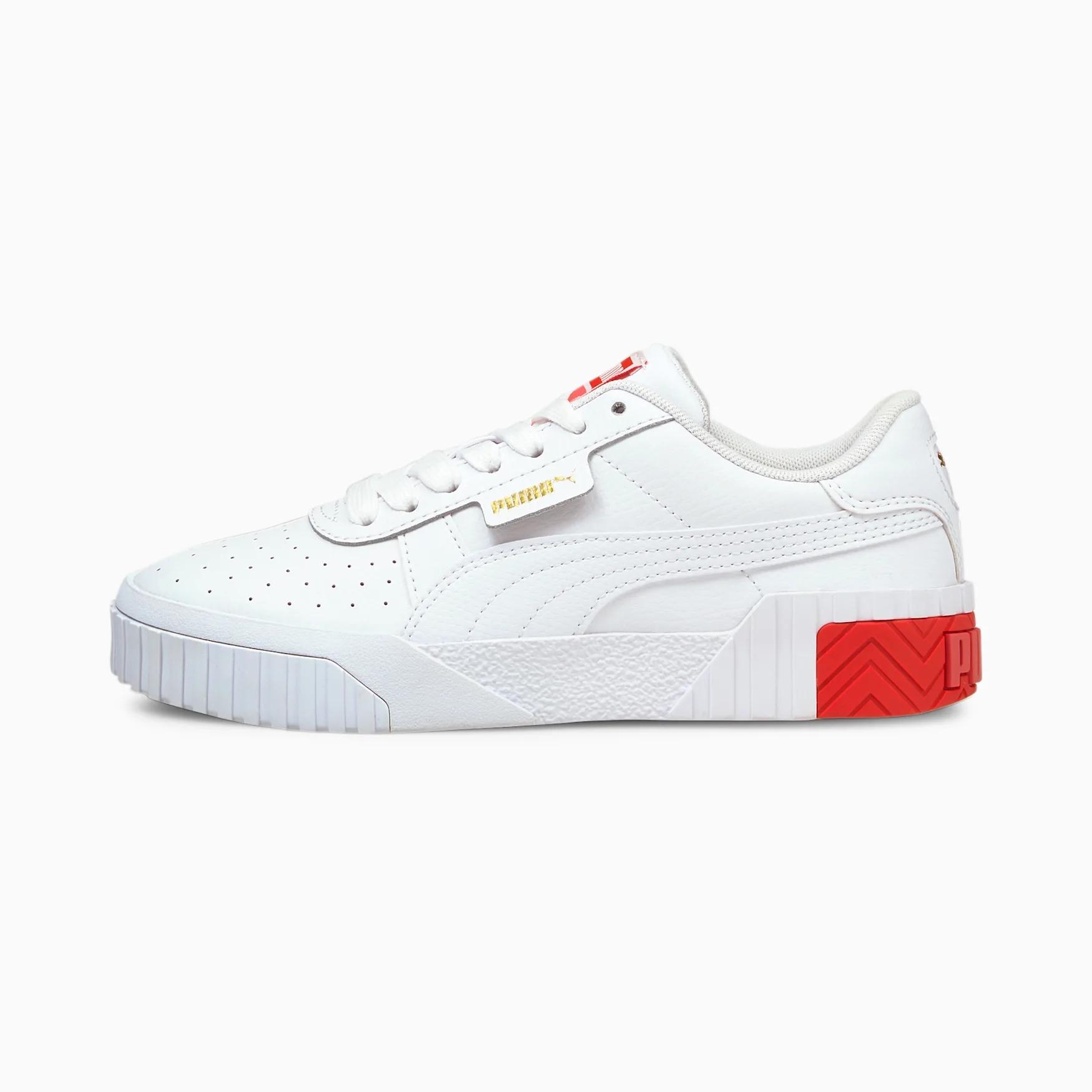 Puma US官網:鞋服年中大促 低至6折+滿額免郵 ¥224收經典Clyde Snake女士運動鞋!